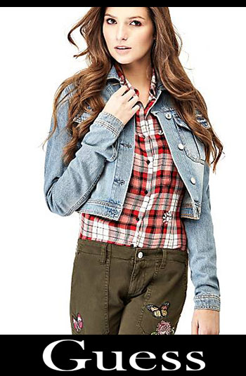 Denim Guess Fall Winter 2017 2018 Women 9
