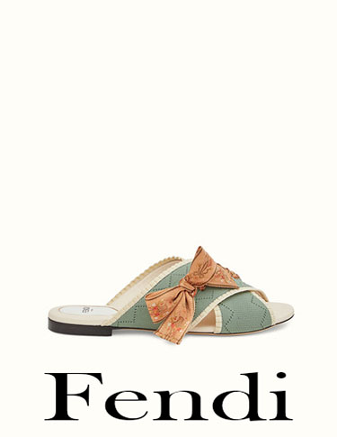 Fendi Shoes 2017 2018 Fall Winter Women 1