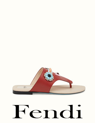 Footwear Fendi For Women Fall Winter 3