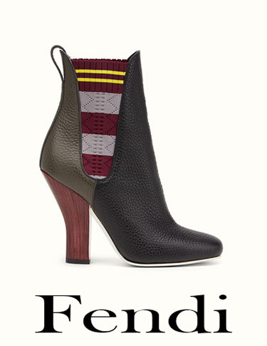 Footwear Fendi For Women Fall Winter 4