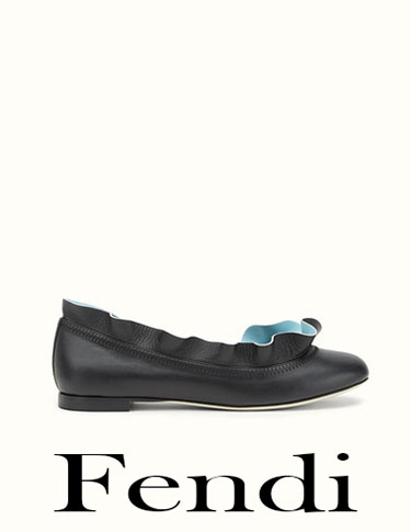 Footwear Fendi For Women Fall Winter 5