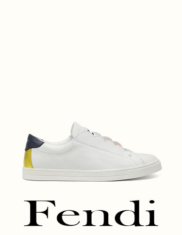 Footwear Fendi For Women Fall Winter 6