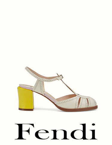 Footwear Fendi For Women Fall Winter 7