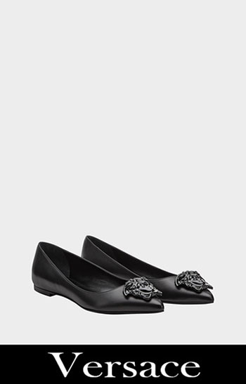 Footwear Versace For Women Fall Winter 2