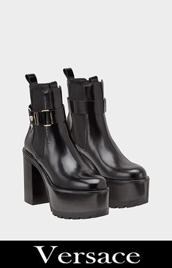 Footwear Versace For Women Fall Winter 5