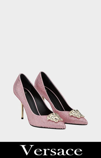 Footwear Versace For Women Fall Winter 7