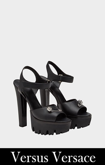 Footwear Versus Versace For Women Fall Winter 2