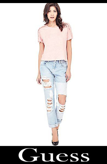 Guess Ripped Jeans Fall Winter Women 1