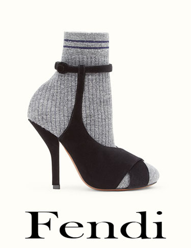 New Fendi Shoes Fall Winter 2017 2018 2
