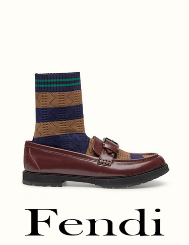 New Fendi Shoes Fall Winter 2017 2018 4