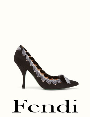 New Fendi Shoes Fall Winter 2017 2018 5