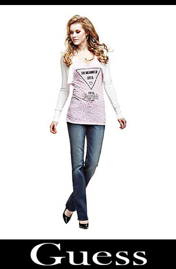 New Guess Jeans For Women Fall Winter 1