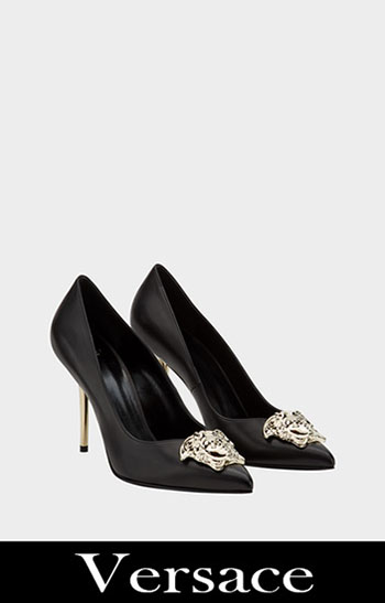 New Versace Shoes Fall Winter 2017 2018 1