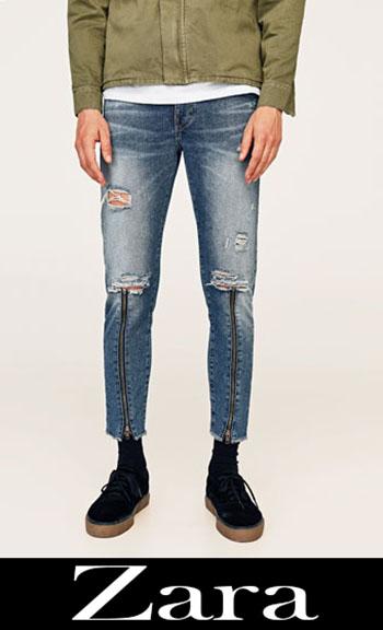 New Zara Jeans For Men Fall Winter 2