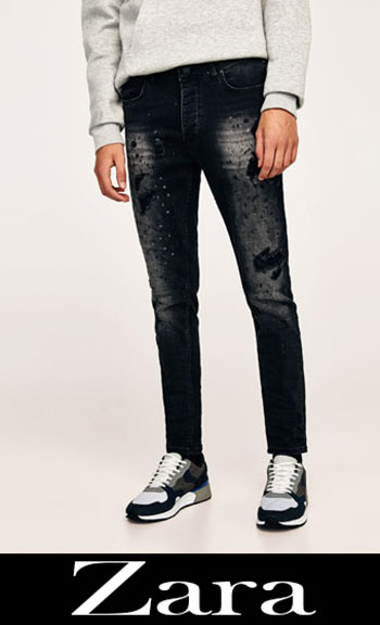 New Zara Jeans For Men Fall Winter 6