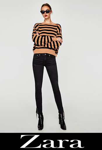 New Zara Jeans For Women Fall Winter 2
