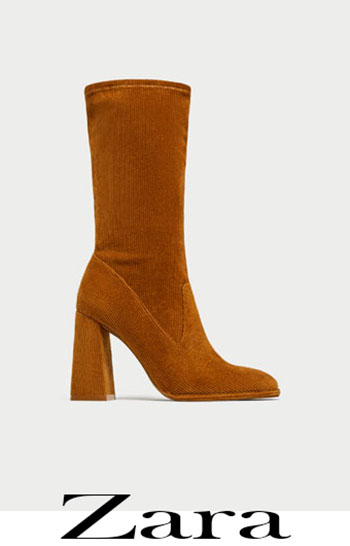 New Zara Shoes Fall Winter 2017 2018 1