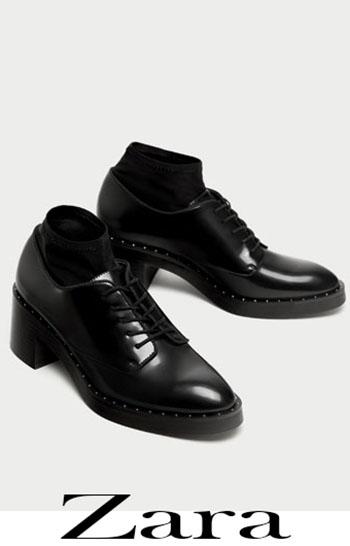 New Zara Shoes Fall Winter 2017 2018 2
