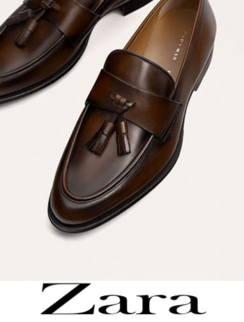 New Zara Shoes Fall Winter 2017 2018 Men 4