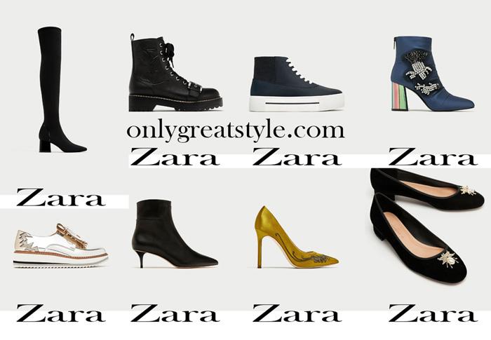 69a7750d9be New Zara shoes fall winter 2017 2018 women