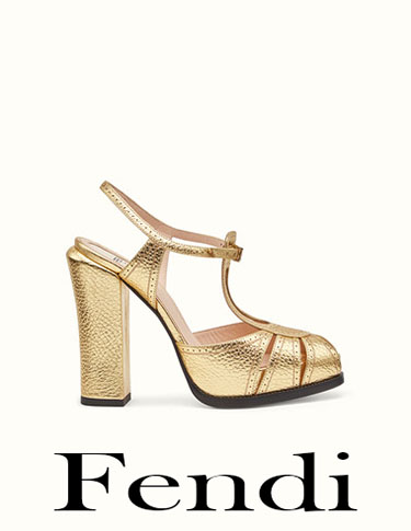 New Arrivals Fendi Shoes Fall Winter 2