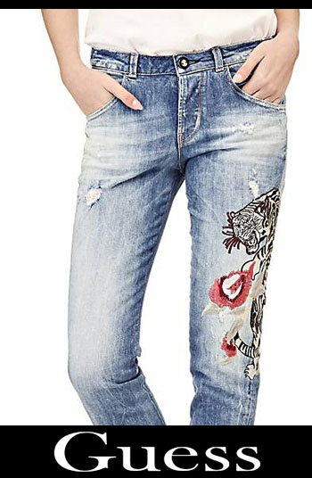 New Arrivals Guess Jeans Fall Winter Women 5