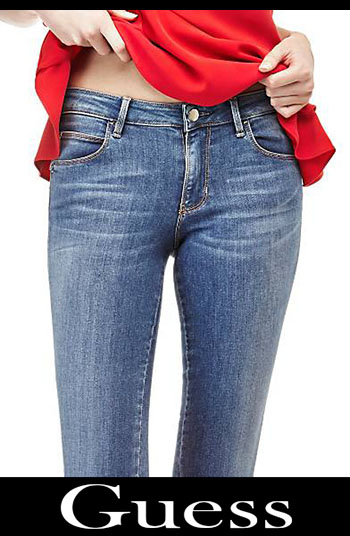 New Arrivals Guess Jeans Fall Winter Women 8