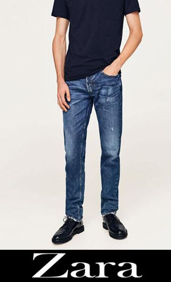 New Arrivals Zara Jeans Fall Winter Men 1