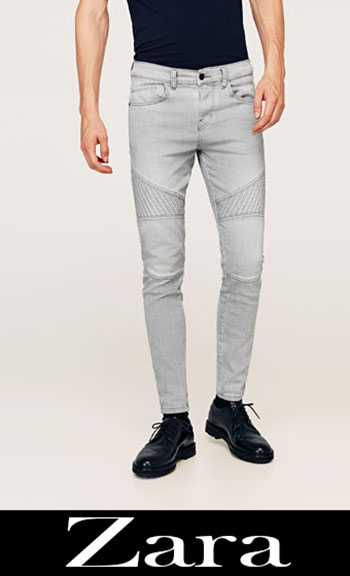 New Arrivals Zara Jeans Fall Winter Men 3