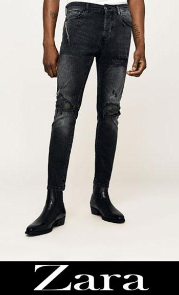 New Arrivals Zara Jeans Fall Winter Men 4