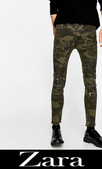 New Arrivals Zara Jeans Fall Winter Men 5