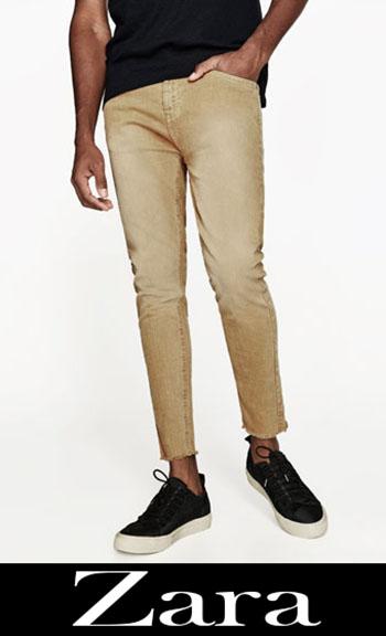 New Arrivals Zara Jeans Fall Winter Men 8