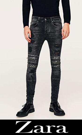 New Arrivals Zara Jeans Fall Winter Men 9