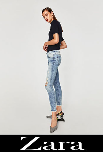 New Arrivals Zara Jeans Fall Winter Women 1