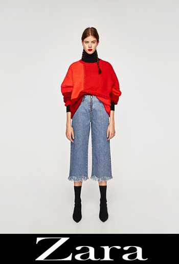 New Arrivals Zara Jeans Fall Winter Women 2