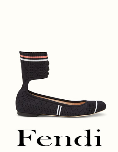 New Collection Fendi Shoes Fall Winter 2