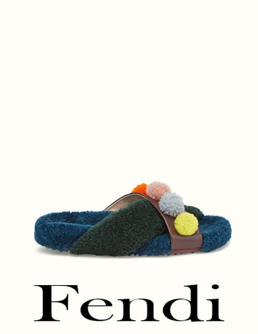 New Collection Fendi Shoes Fall Winter 6
