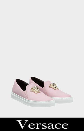New Collection Versace Shoes Fall Winter 2