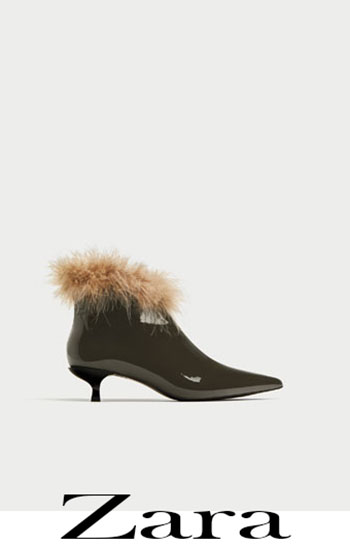 New Collection Zara Shoes Fall Winter 2
