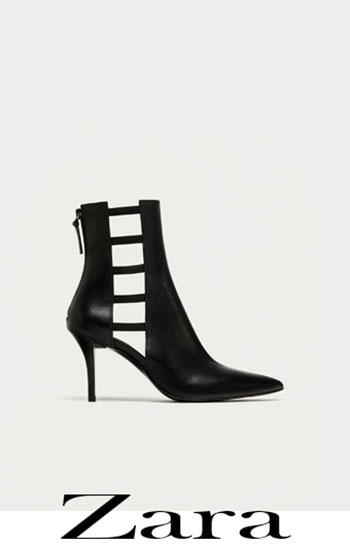 New Collection Zara Shoes Fall Winter 4