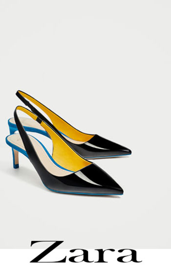 New Collection Zara Shoes Fall Winter 5
