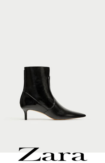 New Collection Zara Shoes Fall Winter 6