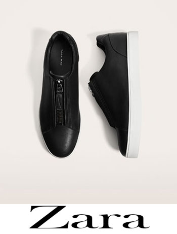 New Collection Zara Shoes Fall Winter Men 3