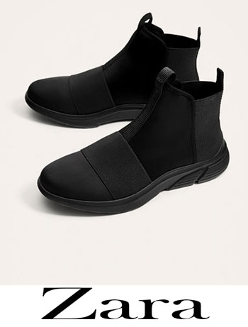 New Collection Zara Shoes Fall Winter Men 4