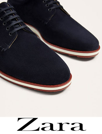 New Collection Zara Shoes Fall Winter Men 5