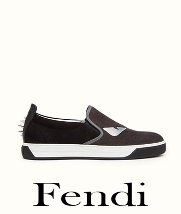 New Collection Sneakers Fendi Fall Winter 1