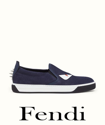 New Collection Sneakers Fendi Fall Winter 2