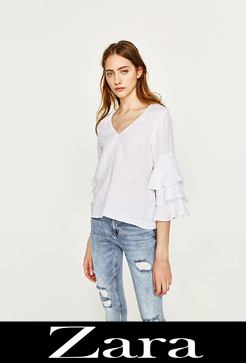 Zara Ripped Jeans Fall Winter For Women 7