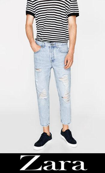 Zara Ripped Jeans Fall Winter Men 9