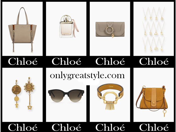 Accessories Chloé Fall Winter 2017 2018 Women